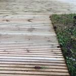 Garden, decking, design